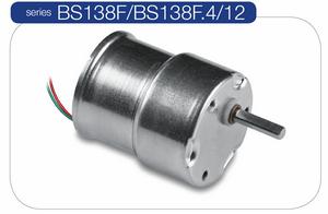 BS138F MicroMotors DC Motor