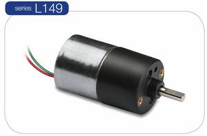 MicroMotors Qualitäts DC Getriebemotor 12V 24V