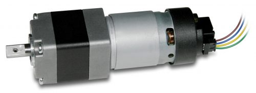 MicroMotors P205 mit Encoder 2S