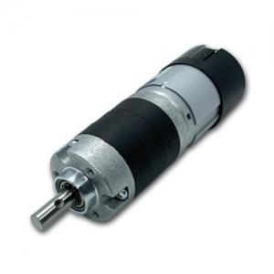 PS150 MicroMotors DC Motor mit Sonderwelle