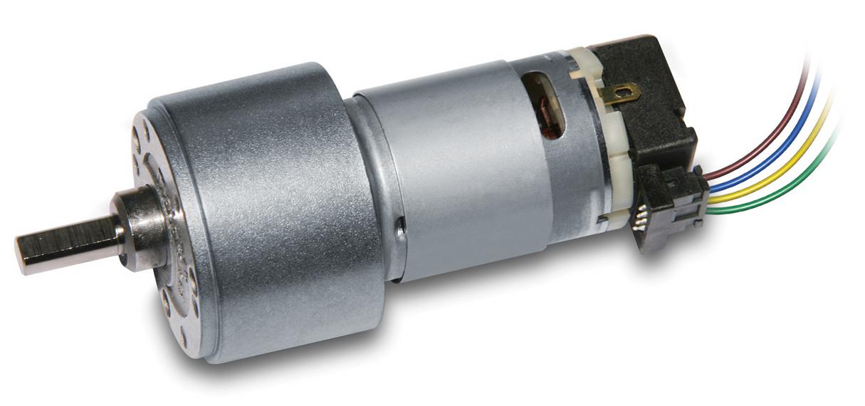 MicroMotors RH158 / RH159 mit Encoder
