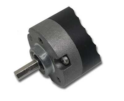 Sonderwelle MicroMotors E192 DC Motor mit Planetengetriebe 12V 24V