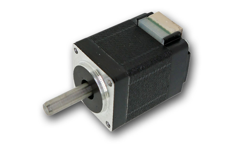 Nema 8 20x20mm Hybrid Schrittmotor MOONS 1.78°