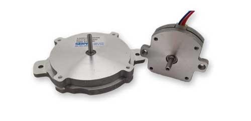 NidecServo flache Hybrid Schrittmotor