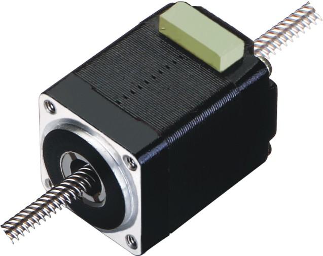 Hybrid Schriitmotor Linearaktuator Nema 8 non-captive Version