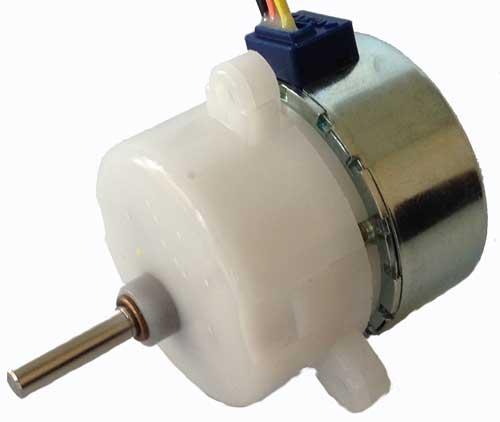 Beispiel 35PM Stepper mit MicroMotors Getriebe