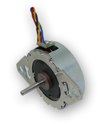 25mm PM Schrittmotor Low-Noise