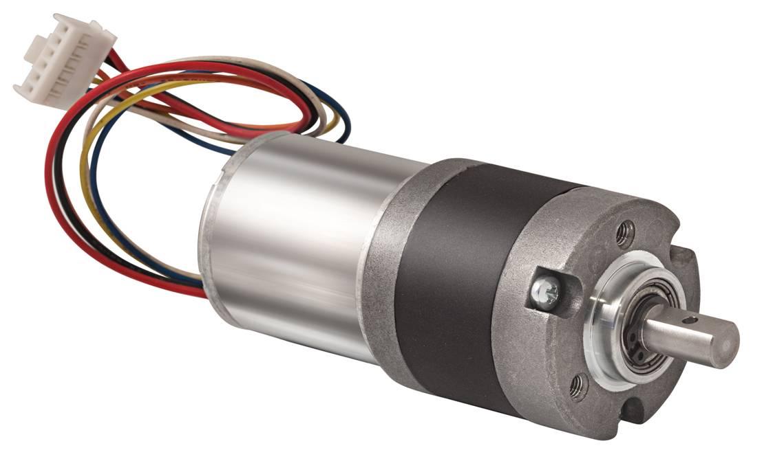 MicroMotors BL192 BLDC Brushless mit integrierter Elektronik Planetengetriebe